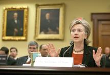 A six semaines des législatives libanaises : Hillary Clinton fait escale à Beyrouth