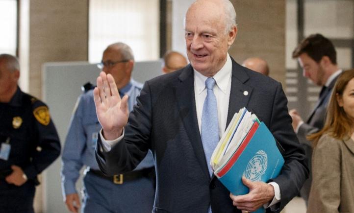 Nouveaux pourparlers de paix sur la Syrie à Genève