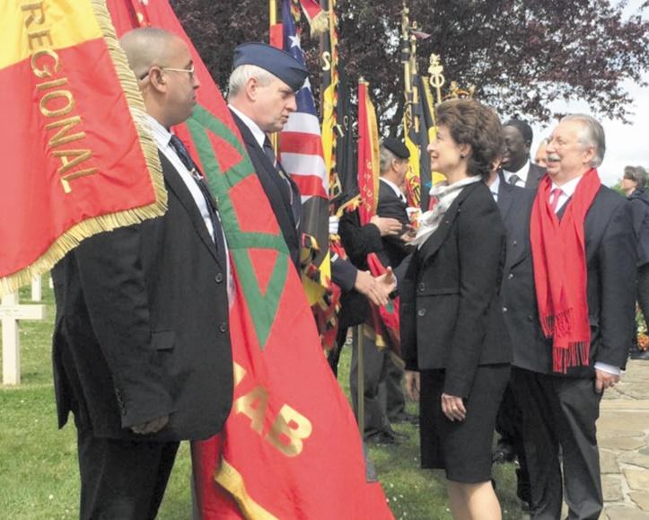 Le Maroc, allié des Alliés : Cérémonie du souvenir à Chastre en hommage aux Tirailleurs marocains