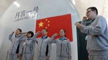 """De jeunes Chinois vont vivre un an """"comme sur la Lune"""""""