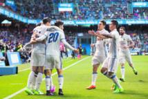 Le Real  à deux marches de la Liga