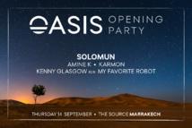 L'Oasis FestivaldeMarrakech, une édition de toutes les promesses