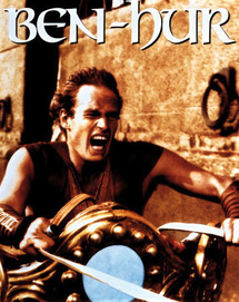Arts : Ben-Hur, péplum de onze oscars, de retour depuis Ouarzazate