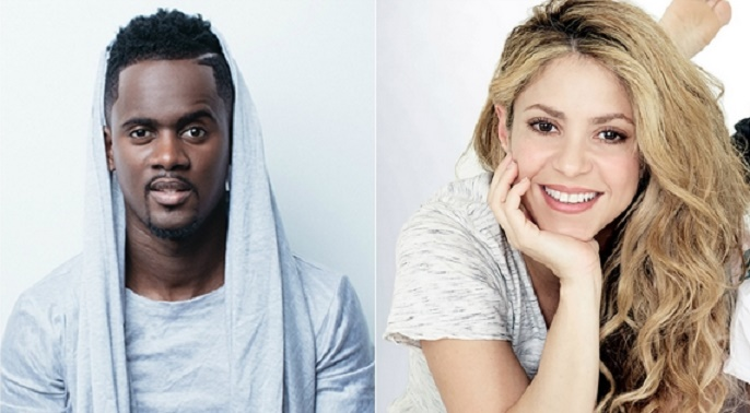 Shakira envoie BlackM à l'international !