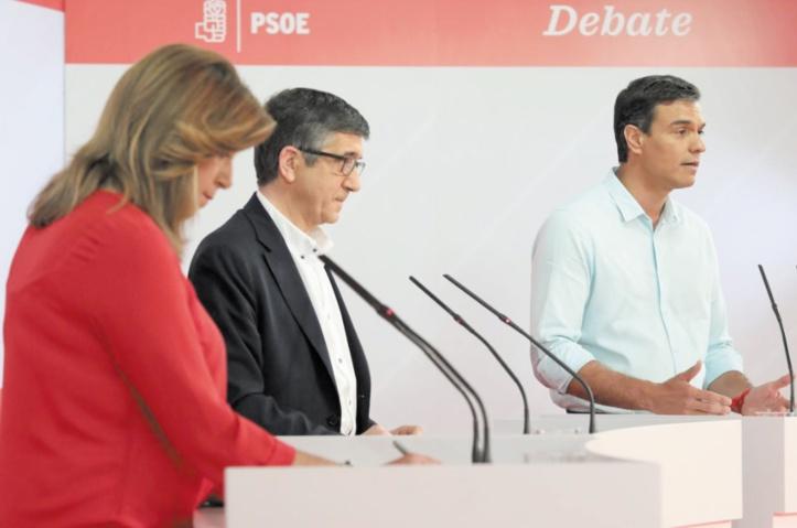 Divisés, les socialistes espagnols choisissent dimanche leur chef