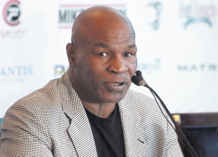 "Bientôt une ""Mike Tyson Academy"" au Maroc"