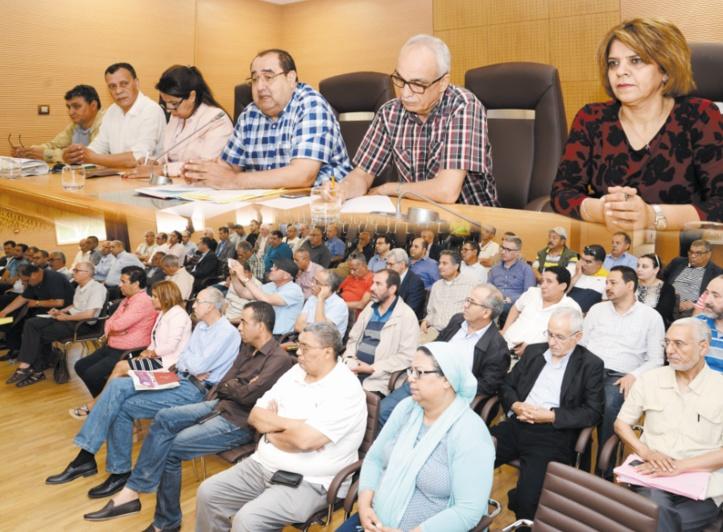 L'USFP à l'heure de son Xème Congrès : Driss Lachguar devant les secrétaires régionaux et provinciaux