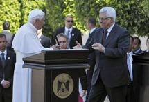 """""""Il ne peut y avoir de paix sans justice, et de justice sans pardon"""", déclare le souverain pontife"""