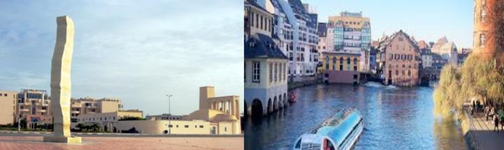Partenariat entre Dakhla et Strasbourg : Collecte des déchets, espaces verts et patrimoine naturel au menu