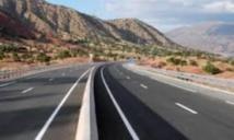 La voie express Taza-Al Hoceima fin prête début 2019