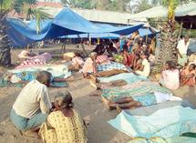 Aucun signe d'accalmie n'est perceptible : Combats à huis clos au Sri Lanka