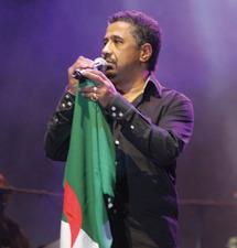 Une prestation généreuse de Cheb Khaled