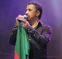 Conférence de presse de Cheb Khaled : Le roi du raï concocte un projet avec Stevie Wonder et avec Kazem Saher