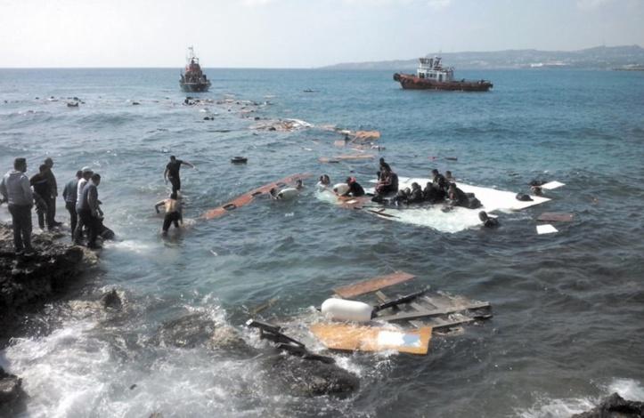 Au moins 20 migrants morts dans un nouveau drame en Méditerranée