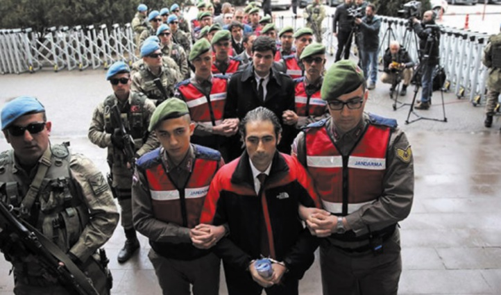 Mandats d'arrêt contre 139 employés d'Ankara et de ministères turcs