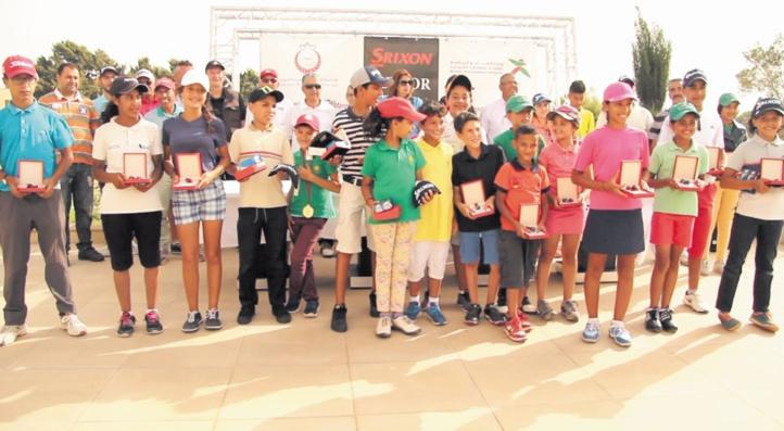 4ème étape du Srixon Junior Tour de golf