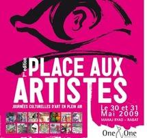 Première édition de  «Place aux artistes» à Rabat : Tribune libre d'expression artistique