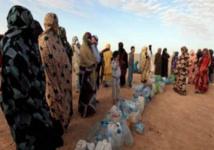 Après la famine,  la soif sévit dans  les camps de Tindouf