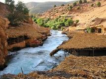 Projet écologique à Khénifra : Protection des rives de l'Oum Errbia