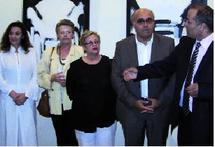 Premières Rencontres Euro-Med à Tournon :  Exposition de Raji, El Hariri, Ouardane et Cherkaoui