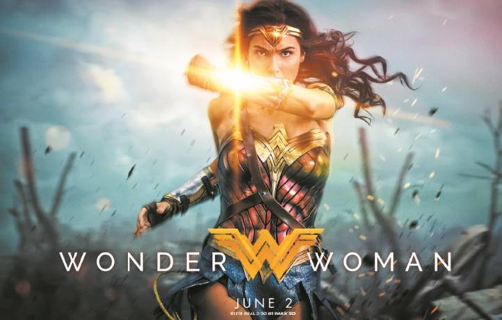 "Le film ""Wonder Woman"" interdit au Liban"