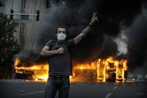 Le rival du président iranien sortant dénonce une manipulation