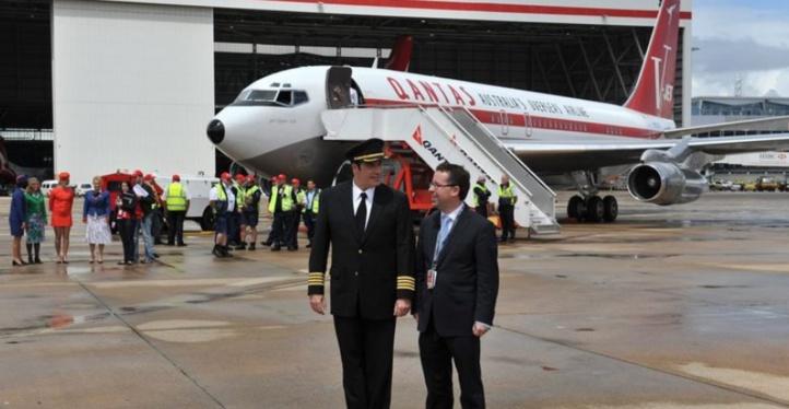 Insolite : Travolta fait don de son Boeing