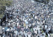 Coups de feu au rassemblement pro-Moussavi à Téhéran : L'Iran vit sa plus grande crise depuis la révolution