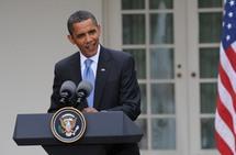 """Le président américain exprime sa """"profonde inquiétude"""" sur la situation en Iran"""
