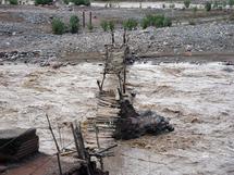 Orages sur le Rif et l'Atlas : Un mort à Chichaoua et effondrement de maisons à Ighram