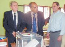 Forte participation aux communales du 12 juin : Les provinces du Sud prêtes pour une régionalisation élargie