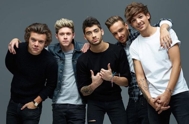 Quelles sont les personnalités de moins de 30 ans les plus riches au monde ? One Direction (entre 22 et 24 ans)