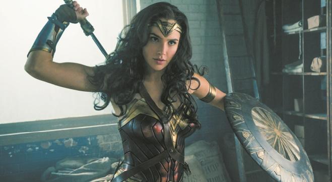 """""""Wonder Woman"""" fait polémique en Algérie"""