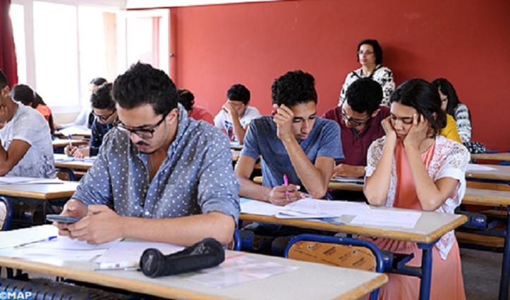 Dyslexique, Youssef Saoudi passe le bac en aspirant intégrer une école d'ingénierie