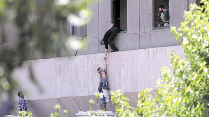 """Téhéran n'apprécie pas """"la compassion"""" déplacée de Trump"""