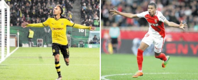 Marché des transfers : Aubameyang et Mbappé sur toutes les lèvres