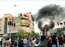 Après une première journée de deuil national : Téhéran reprend la main
