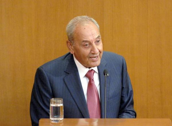 Nabih Berri rempile pour un cinquième mandat à la tête du parlement libanais