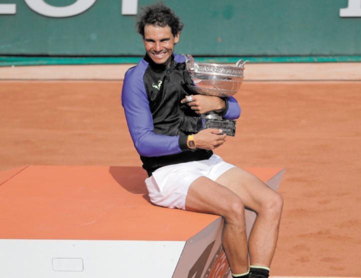 Nadal ravit son dixième Roland-Garros : Ma motivation est toujours là