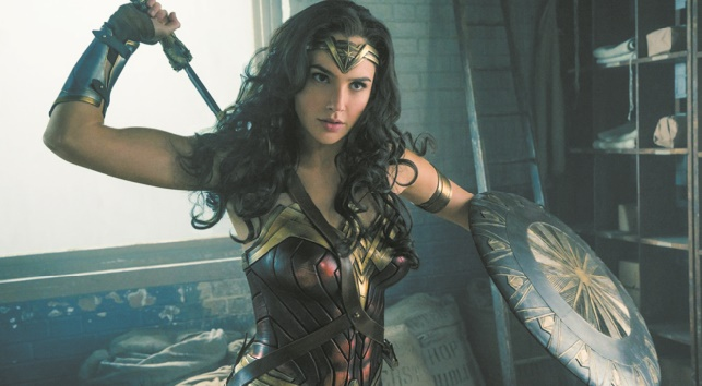 """""""Wonder Woman""""  toujours en tête du box-office"""