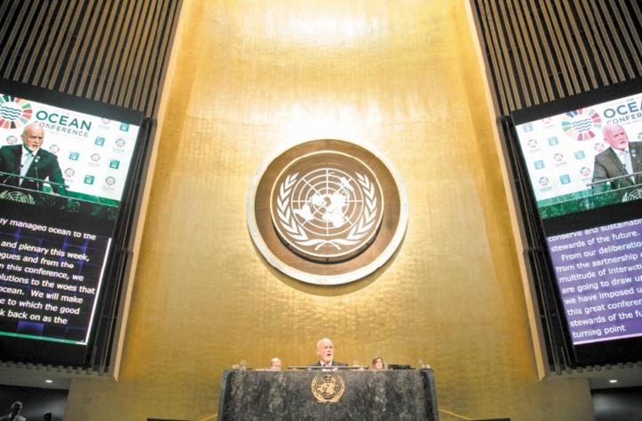 Participation fructueuse du Royaume à la conférence de l'ONU sur les océans
