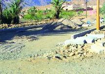 En raison des travaux qui traînent depuis plusieurs mois : L'aménagement du centre de Tafraout inquiète les habitants