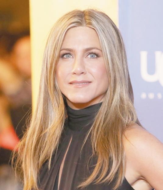Les étranges habitudes alimentaires des stars : Jennifer Aniston