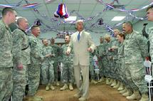 Au lendemain d'une mise en garde du vice-président américain : L'Irak exhorte Washington à ne pas s'ingérer dans ses affaires intérieures