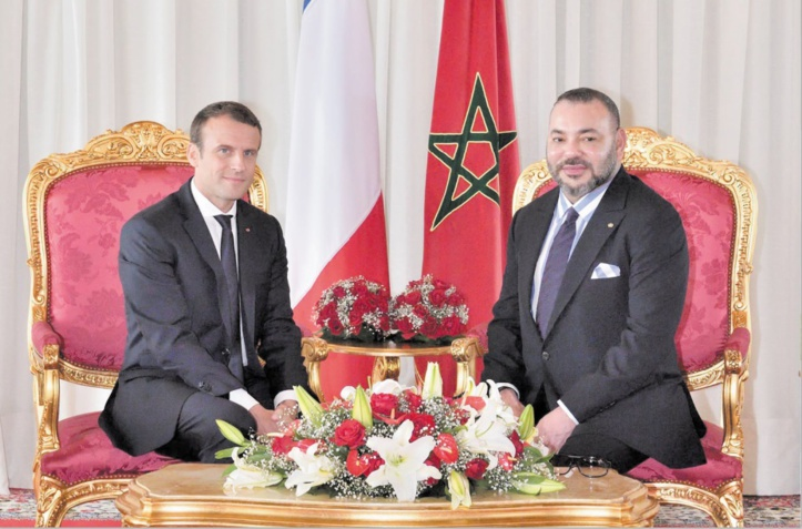 Emmanuel Macron : Le Maroc est un pays ami et un partenaire stratégique pour la France