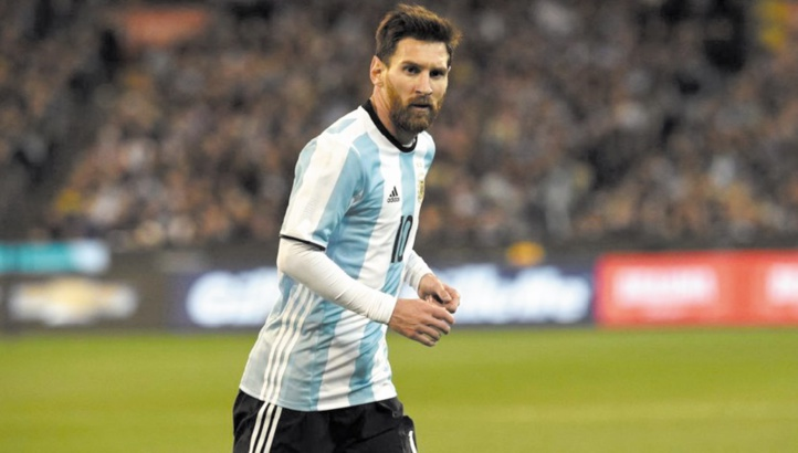 Messi croit toujours à la qualification à la Coupe du monde