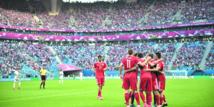 Entame réussie de la Russie  en Coupe des Confédérations