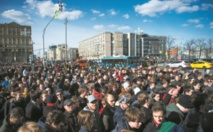 En Russie, lycées et universités rééduquent les jeunes opposants