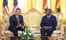 Obama estime que le Ghana est un modèle pour le reste de l'Afrique