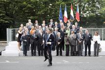 La conférence de l'UPM,  un an après: Comment repenser la Méditerranée